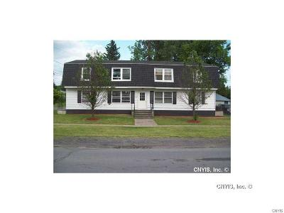 Evans Mills NY Multi Family 2-4 A-Active: $207,800