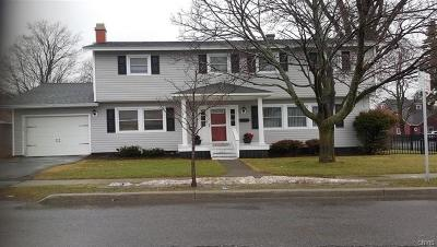 Watertown-City Single Family Home A-Active: 139 Green Street