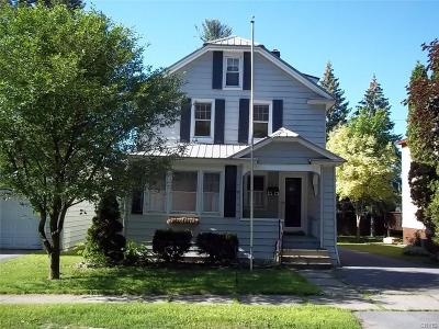 Watertown-City NY Single Family Home A-Active: $149,500