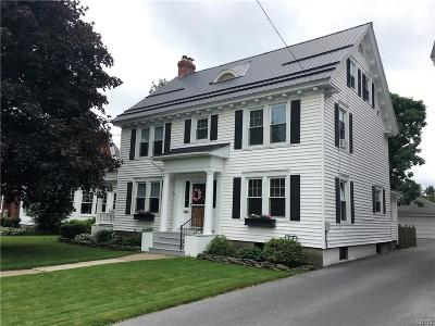 Watertown-City Single Family Home A-Active: 213 West Flower Avenue