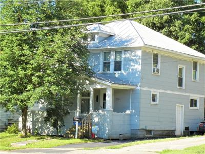 Lowville NY Single Family Home A-Active: $123,900