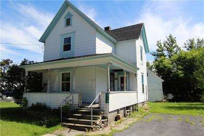Brownville Single Family Home A-Active: 210 St Lawrence Avenue East