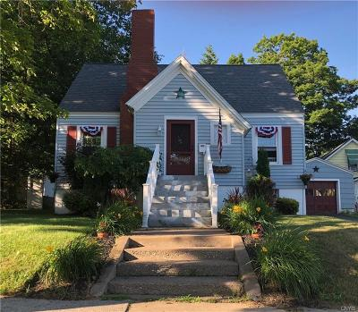 Wilna NY Single Family Home A-Active: $189,900