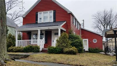 Oswego-City NY Single Family Home A-Active: $114,500