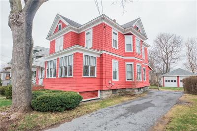 Watertown-City Single Family Home C-Continue Show: 407 Broadway Avenue West