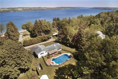 Single Family Home A-Active: 2411 Wave Way