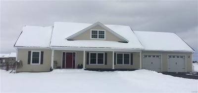 Jefferson County, Lewis County Single Family Home A-Active: 10 Carol Drive