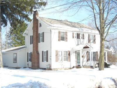 Lowville NY Single Family Home A-Active: $177,900