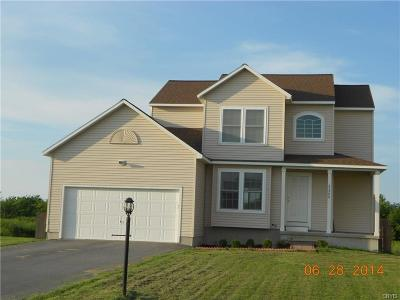 Jefferson County, Lewis County Single Family Home A-Active: 25988 Liberty Avenue