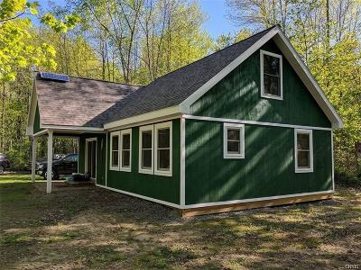 St Lawrence County Single Family Home A-Active: 115 Spile Bridge Road