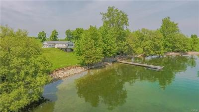 Jefferson County Single Family Home A-Active: 4300 Carleton Island Road 1