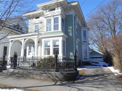 Oswego-City NY Multi Family 2-4 A-Active: $158,500