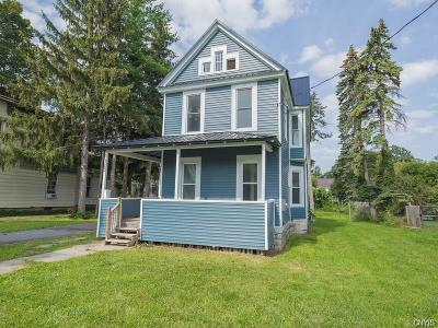 Watertown-city Single Family Home A-Active: 123 North Pleasant Street