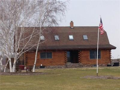 Niles Single Family Home A-Active: 5931 Derby Rd