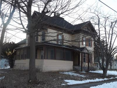 Brownville Single Family Home A-Active: 411 Orchard Street