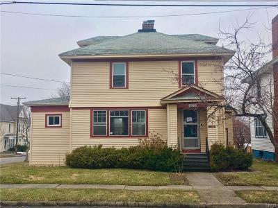 Watertown-City NY Single Family Home P-Pending Sale: $35,500
