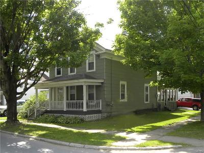 Boonville Single Family Home A-Active: 121 Charles Street