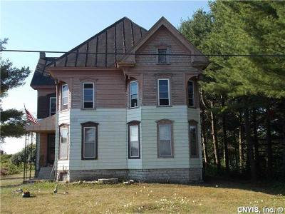 Orleans NY Single Family Home A-Active: $79,000