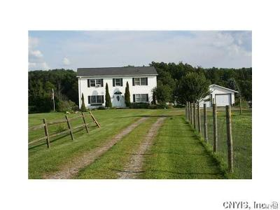 Rutland Single Family Home C-Continue Show: 28050 County Route 69
