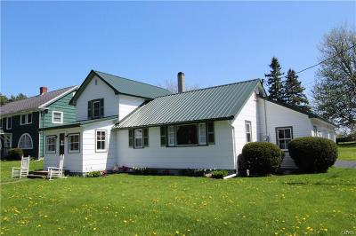 Cape Vincent Single Family Home A-Active: 114 South Murray Street