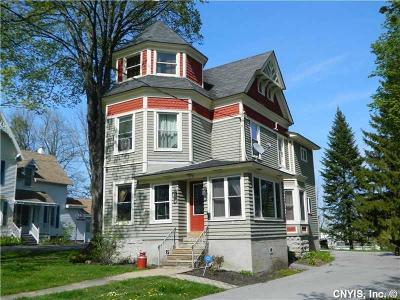 Lowville NY Single Family Home A-Active: $169,900