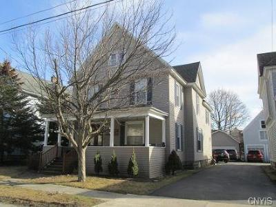 Watertown-City Single Family Home A-Active: 118 Bowers Avenue