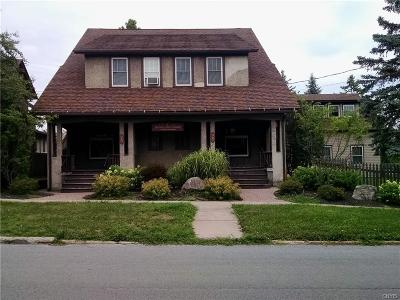 Jefferson County, Lewis County Multi Family 2-4 A-Active: 543 Merrick Street