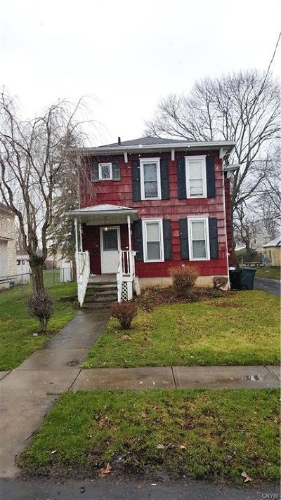 Auburn Single Family Home A-Active: 7 Cayuga Street