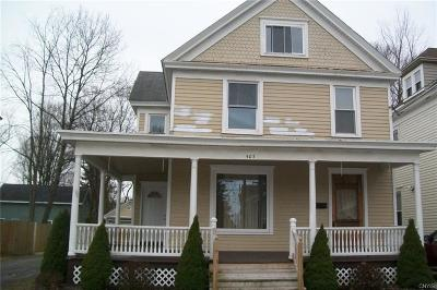 Single Family Home A-Active: 403 West Bloomfield Street