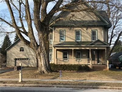 St Lawrence County Single Family Home A-Active: 36 State Street