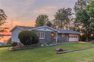 Cayuga County Single Family Home C-Continue Show: 6109 East Lake Road