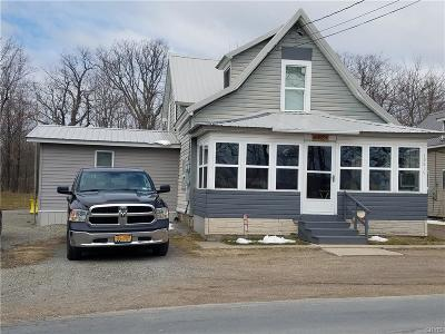 Orleans NY Single Family Home A-Active: $125,000