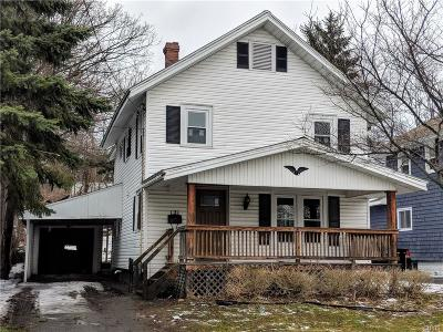 Watertown-City Single Family Home A-Active: 121 North Pearl Avenue
