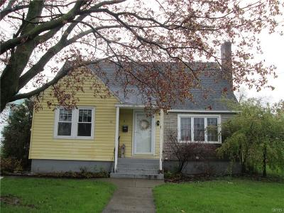 Watertown-City Single Family Home A-Active: 601 South Massey Street