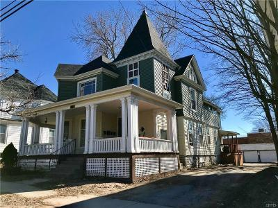Multi Family 2-4 A-Active: 123 North School Street