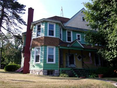 Antwerp NY Single Family Home A-Active: $184,000