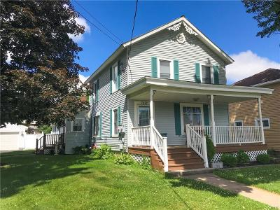 Lowville Single Family Home A-Active: 7597 Church Street
