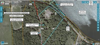 Residential Lots & Land A-Active: Deans Pond Road