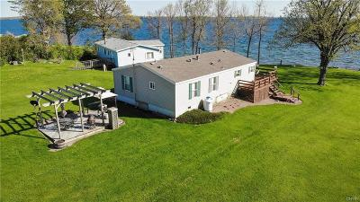 Cape Vincent Single Family Home A-Active: 2126 Rod Smith Lane