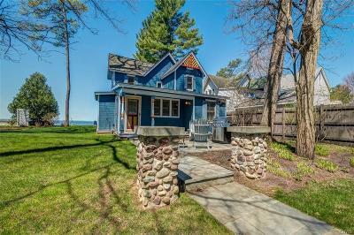 Verona Single Family Home A-Active: 6709 Lake Shore Road North