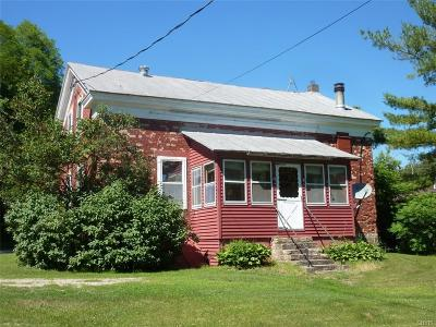 St Lawrence County Single Family Home A-Active: 30 County Route 8