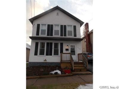 Jefferson County Single Family Home A-Active: 118 South Washington Street