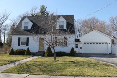 Watertown-City Single Family Home A-Active: 331 Brainard Street