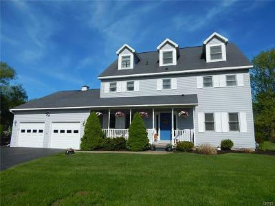Oswego-City NY Single Family Home A-Active: $269,900