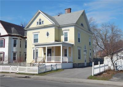 Single Family Home A-Active: 410 Holcomb Street
