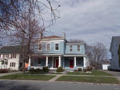 Oswego-City NY Single Family Home A-Active: $184,900
