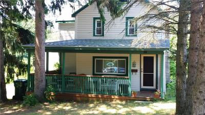 Oswego-City NY Single Family Home A-Active: $109,900
