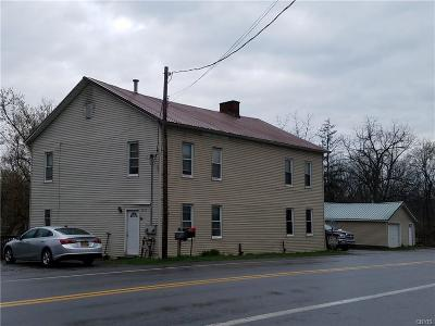 Oneida-Outside NY Multi Family 2-4 A-Active: $109,000