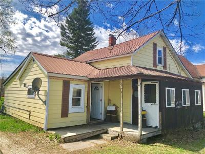 St Lawrence County Single Family Home A-Active: 33 Mill Street