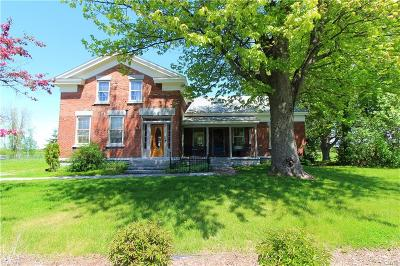 Jefferson County Single Family Home A-Active: 16475 Parker Road